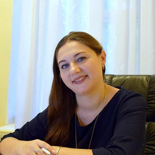 Ольга Николаевна Жешко